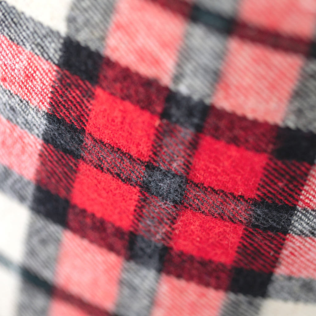 Types of Woven Fabrics - Flannel