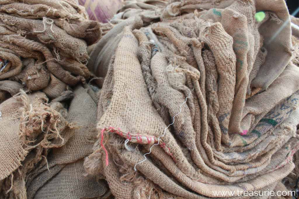 What is Jute Used For