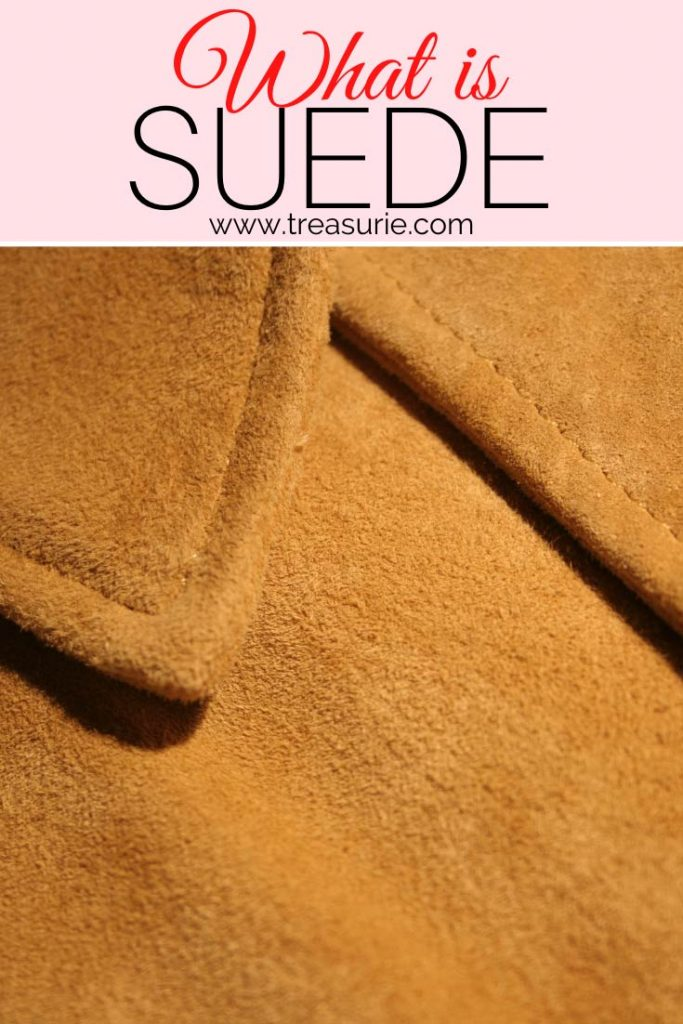 What is Suede