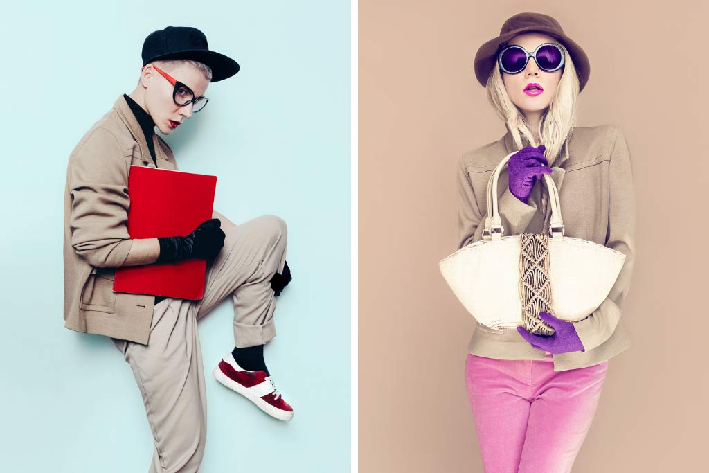 Fashion Styles - Tomboy and Trendy