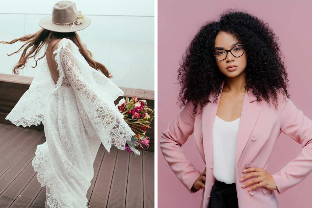 Fashion Styles - Bohemian and Business
