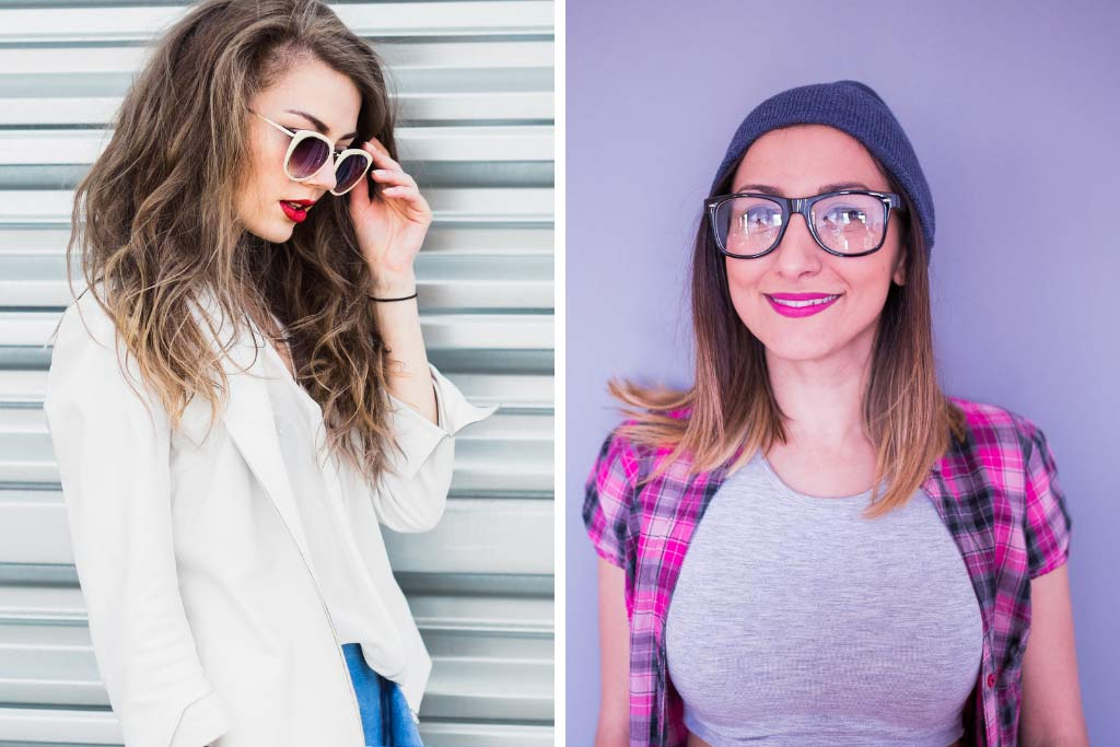 Fashion Styles - Garconne and Geeky
