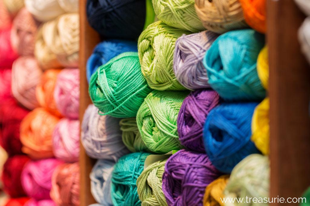 Crochet for Beginners - Yarn