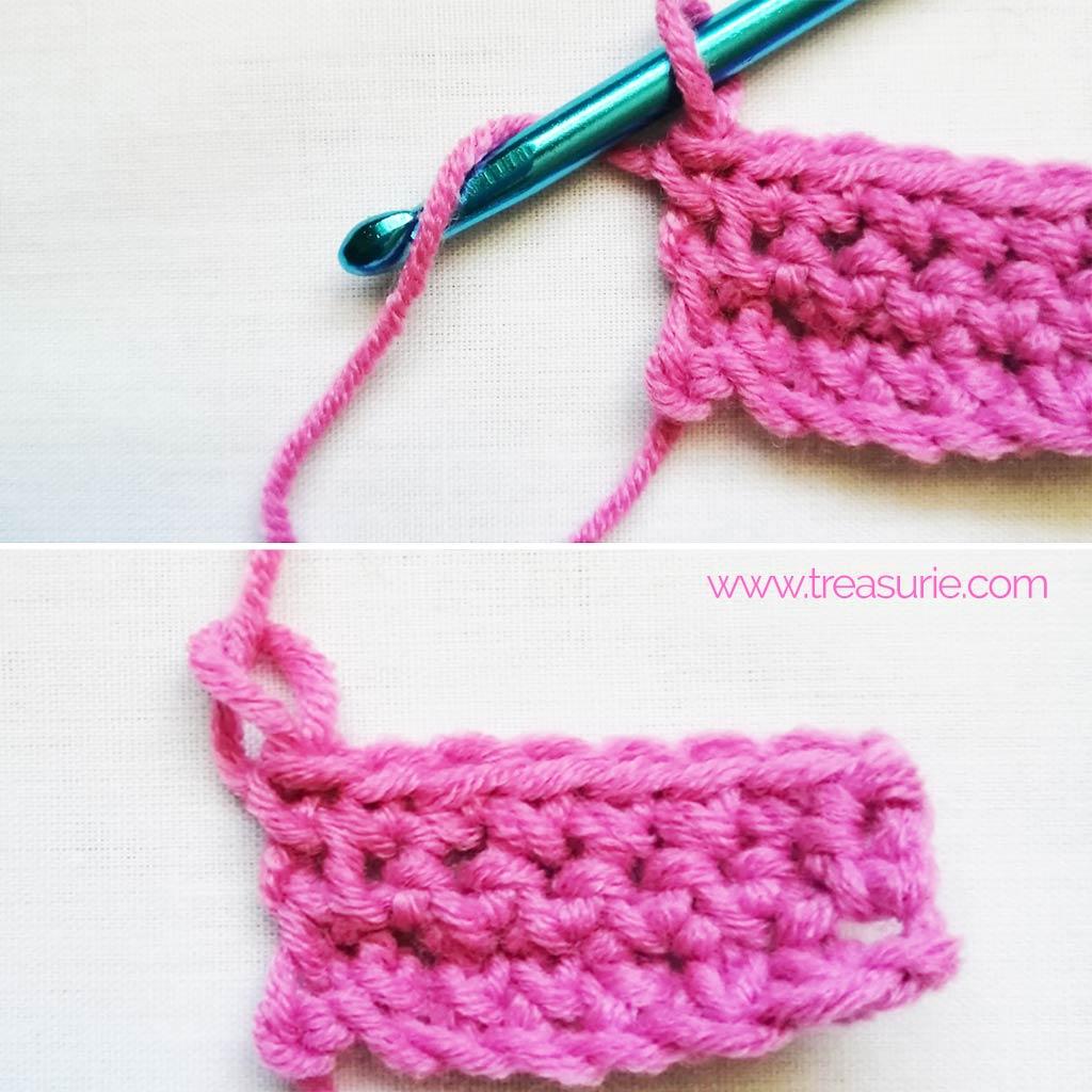 Crochet for Beginners -  Ending Crochet