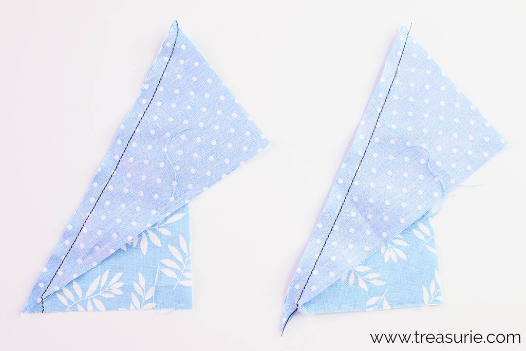 Half Rectangle Triangles - Stitch