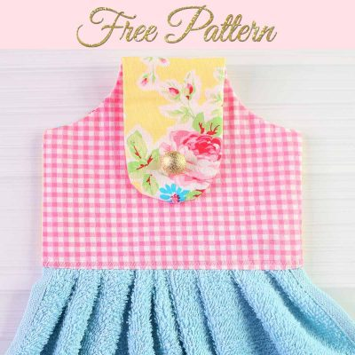 Hand Towel Pattern