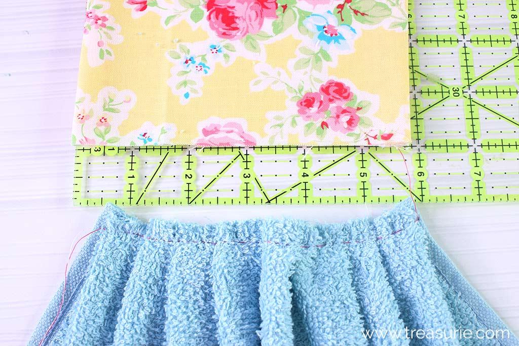 Hand Towel Pattern - Gather