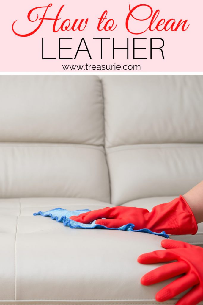 How to Clean Leather