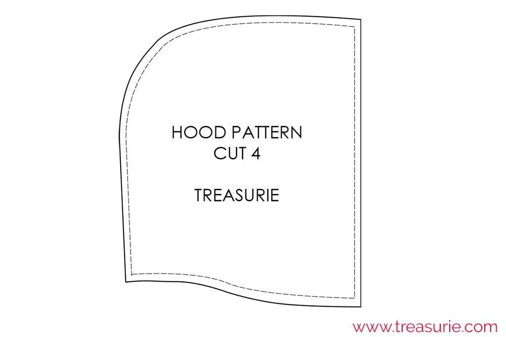 How to Make a Hood - DIY Hood Pattern