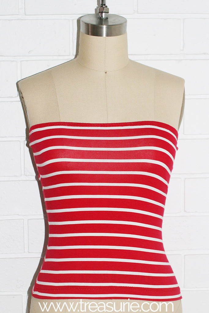 How to Make a Tube Top