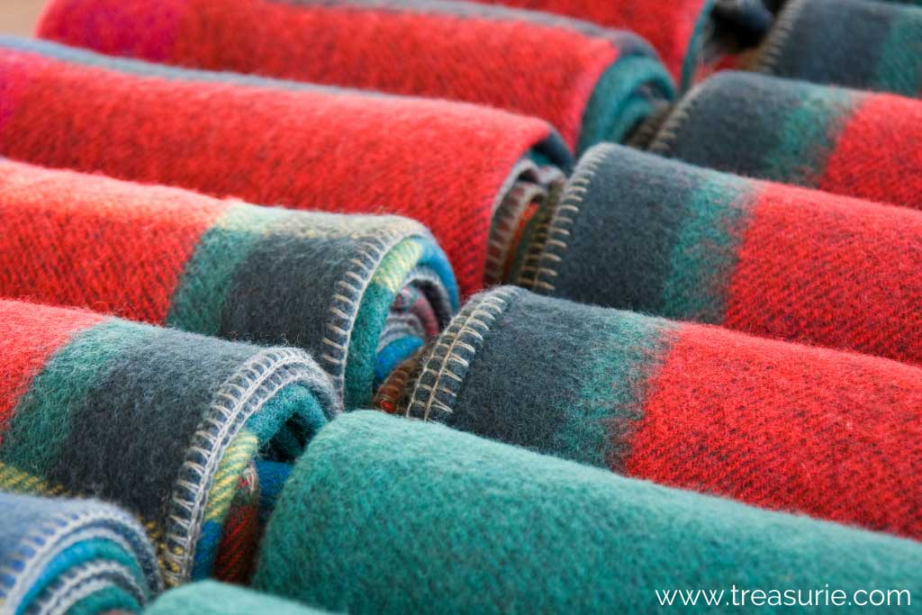 How to Wash Blankets - Wool