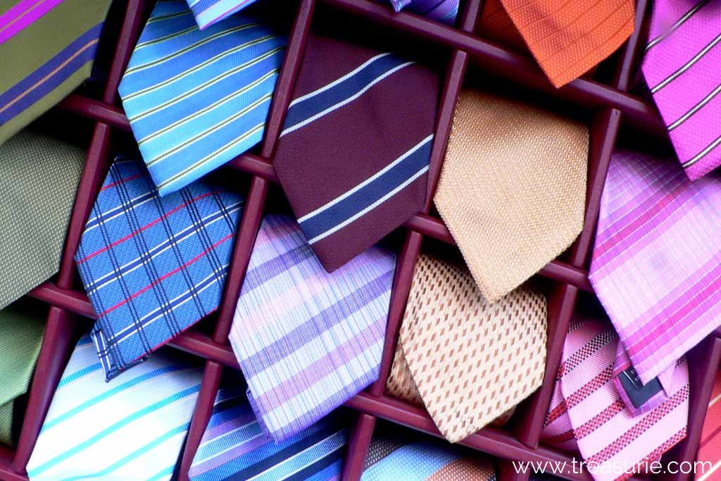 How to Wash Ties