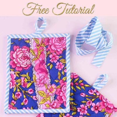 How to Make a Potholder