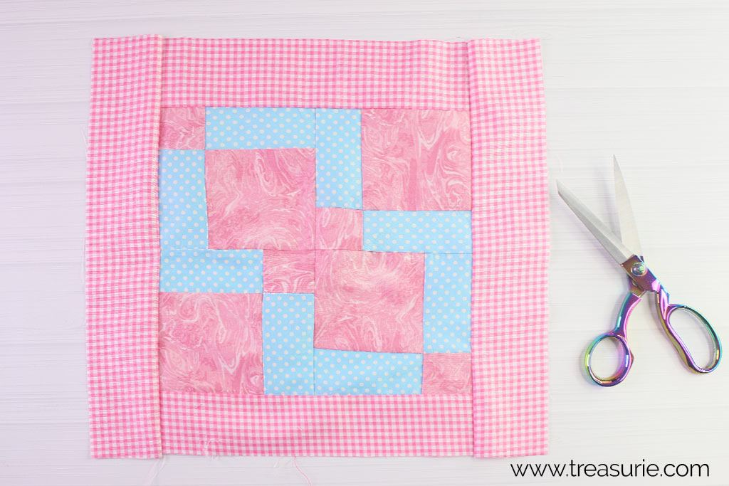 How to Sew Quilt Borders