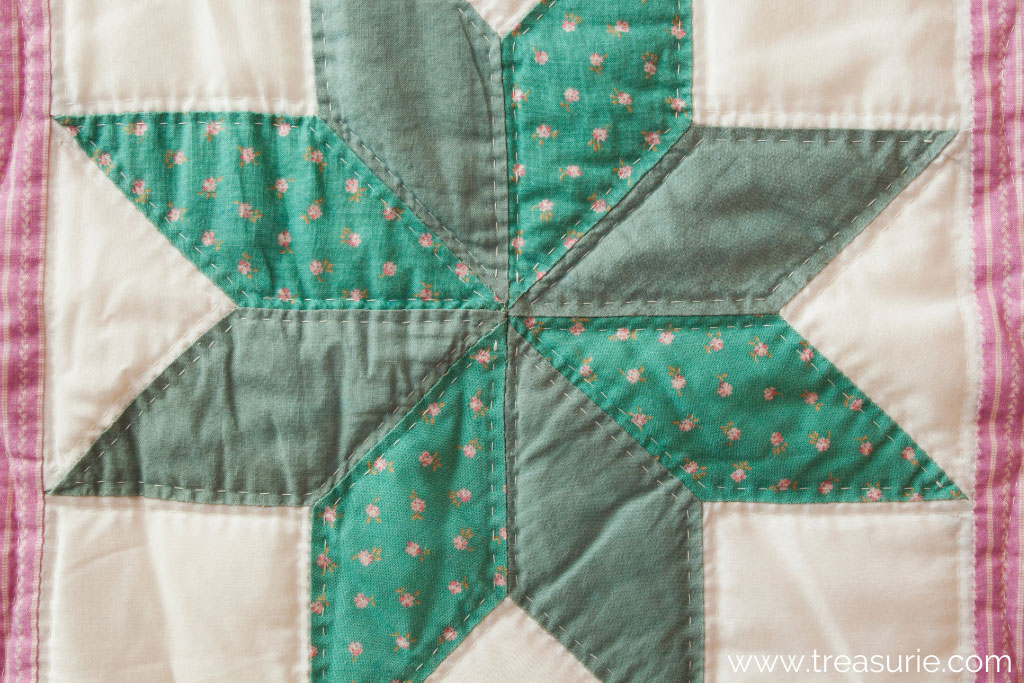 Conventional Quilting Stitches