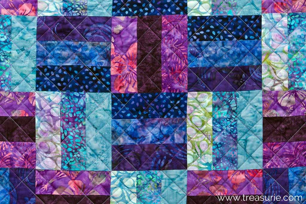 Grid Quilting Stitches