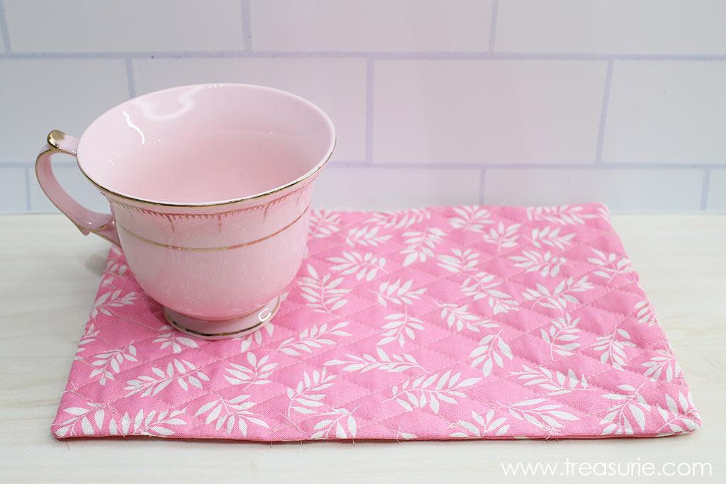 Mug Rug Pattern Without Binding