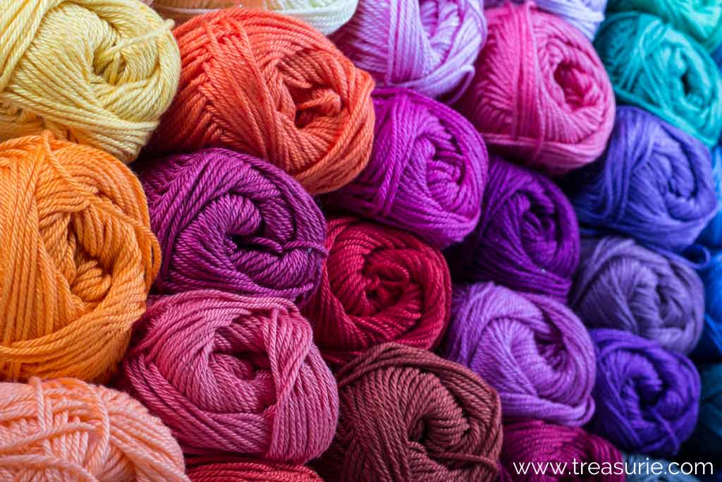 Types of Yarn for Crochet and Knitting