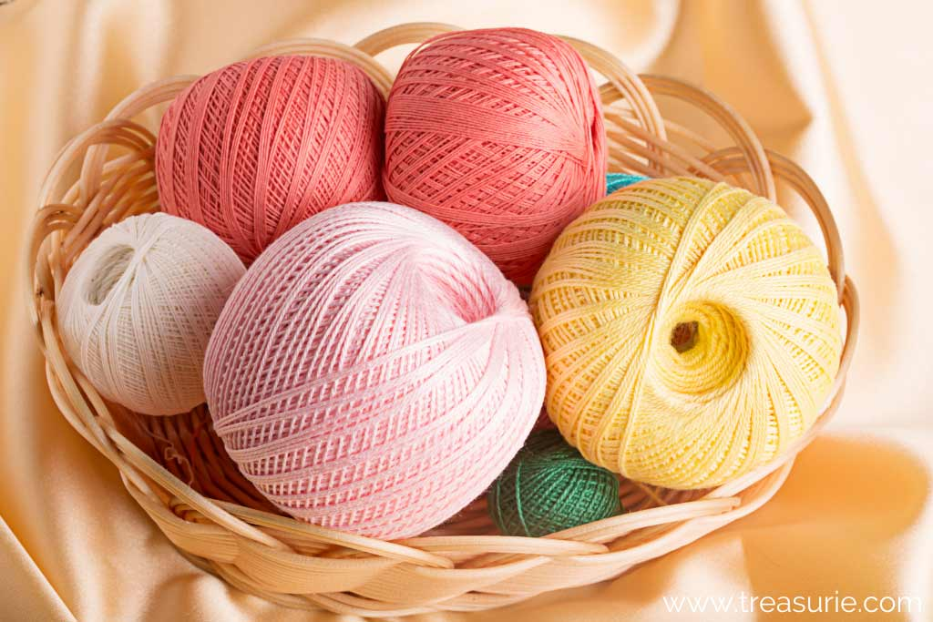 Types of Yarn - Cotton