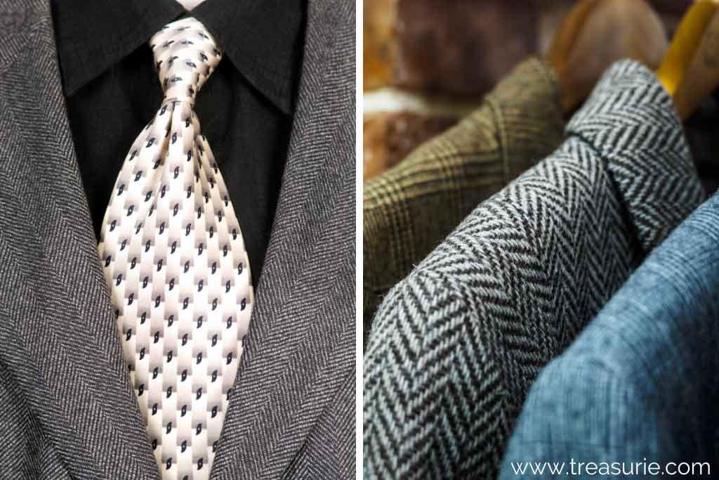Herringbone Weave Uses