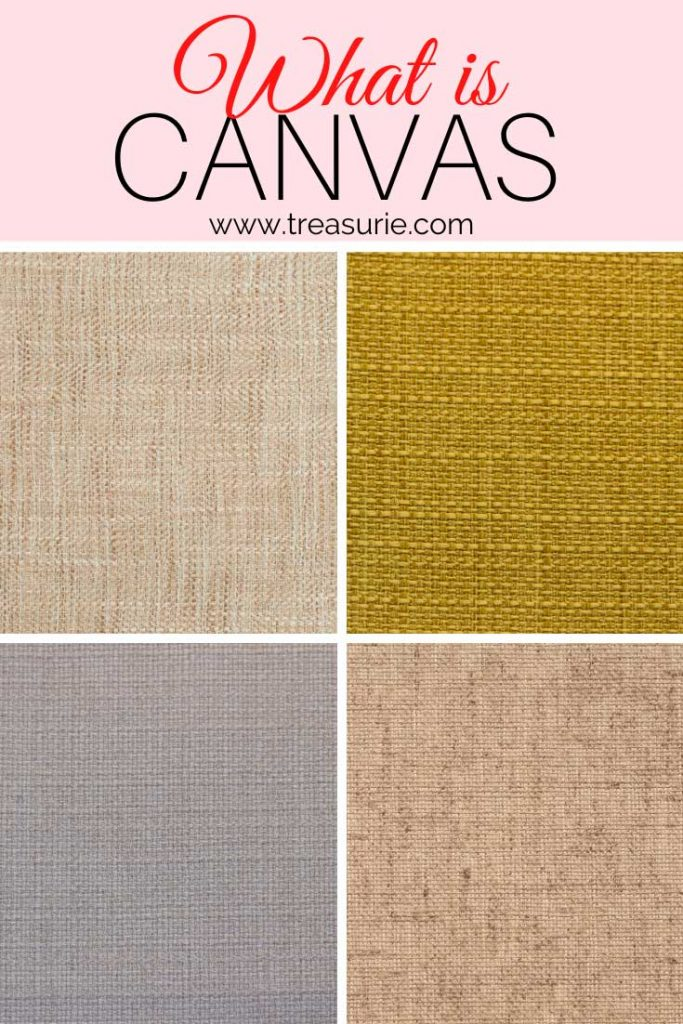 What is Canvas Fabric, What is Canvas Made Of?