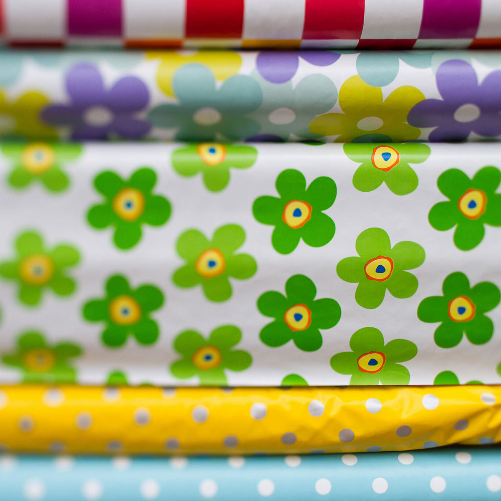 What is Oilcloth