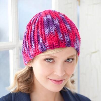 Crochet Beanie Pattern 10