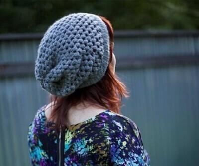 Crochet Beanie Pattern 13
