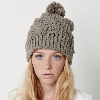 Crochet Beanie Pattern 14