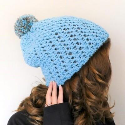 Crochet Beanie Pattern 15