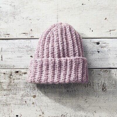 Crochet Beanie Pattern 5