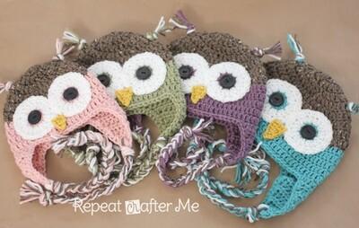 Crochet Beanie Pattern 9
