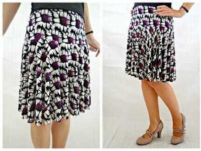 Free Skirt Pattern 15