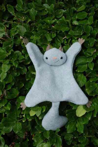 Free Stuffed Animal Patterns from Wild Olive