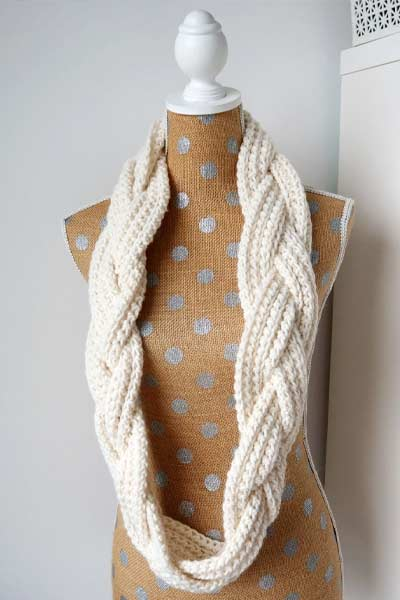 Crochet Scarf Patterns from The Snugglery