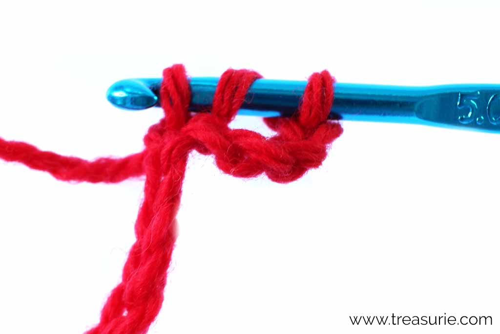 How to Crochet - Draw Through