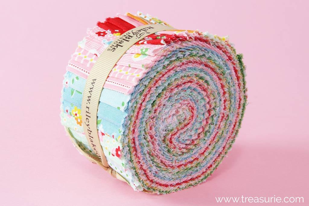 How to Make a Quilt - Fabrics