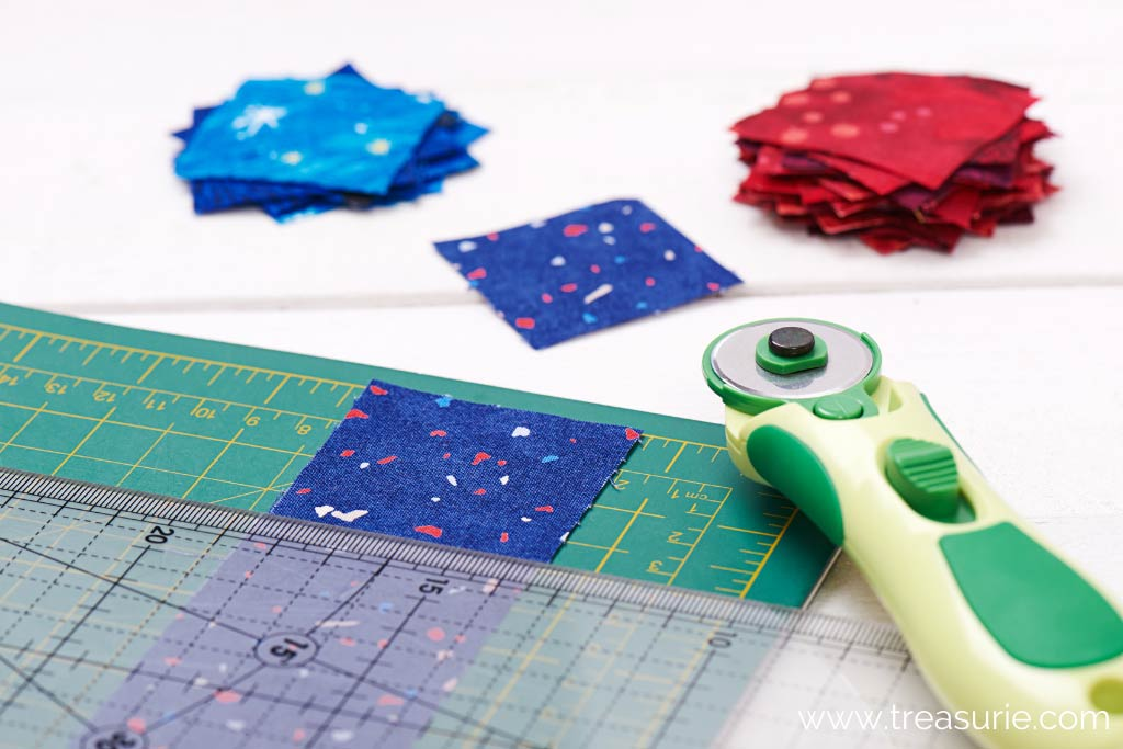 How to Make a Quilt - Cutting