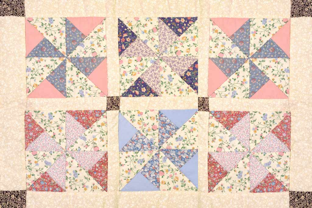 How to Make a Quilt - Assembly