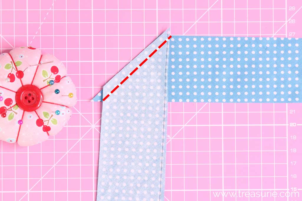 What is Bias Tape - Sewing Joins