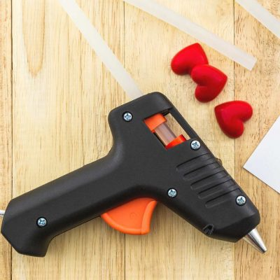 How to Use a Hot Glue Gun