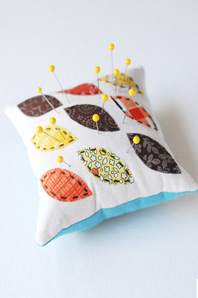 Pincushion Patterns #13 from Wild Olive