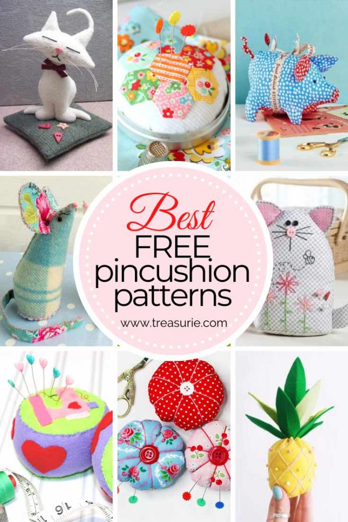 Best Pincushion Patterns