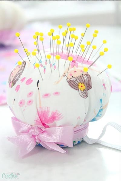 Pincushion Patterns #6 from Easy Peasy Creative