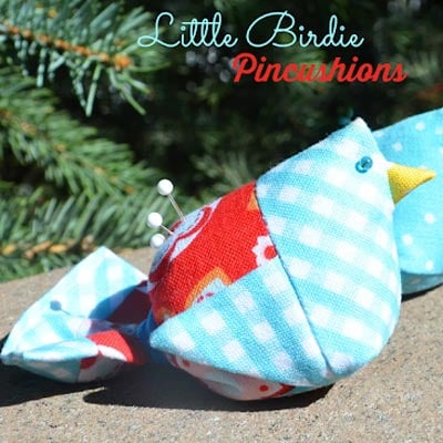 Pincushion Patterns #14 from Quiltscapes