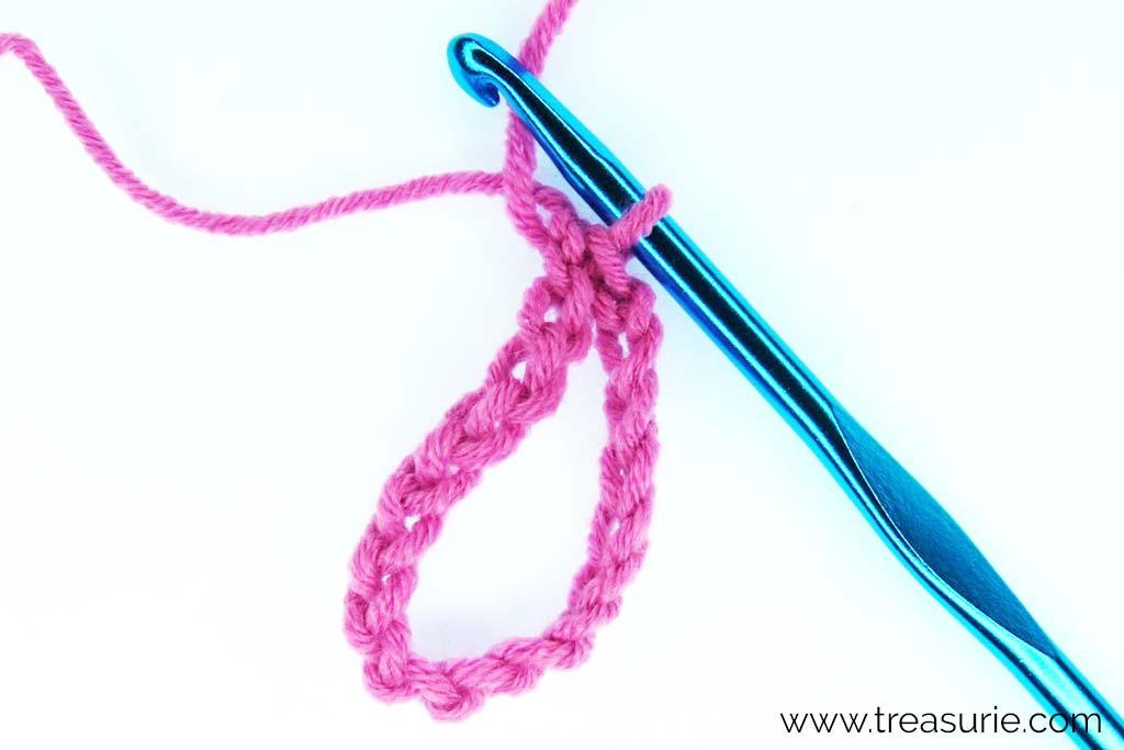 How to Single Crochet Slip Stitch