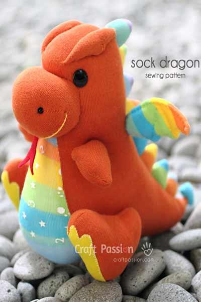 Free Stuffed Animal Patterns from Craft Passion