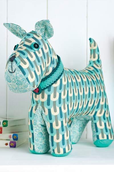 Free Stuffed Animal Patterns from Crafts Beautiful