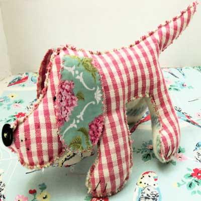 Free Stuffed Animal Patterns from Bustle & Sew