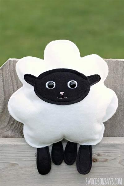 Free Stuffed Animal Patterns from Swoodson Says